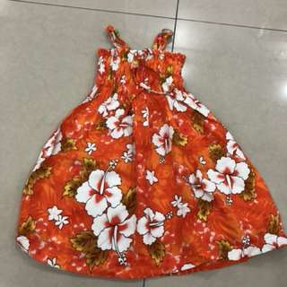 Floral Dress (1-2 years)