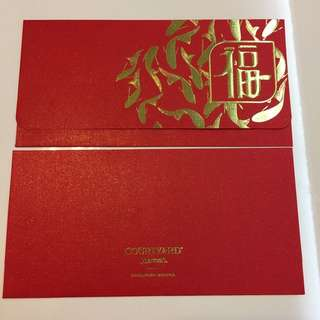 Courtyard Marriott Singapore red Packet Angpow Hong Bao 2018