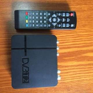 Digital Tv Box singapore channel