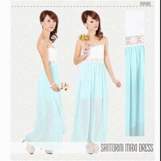 MGP Label Santorini Maxi Dress