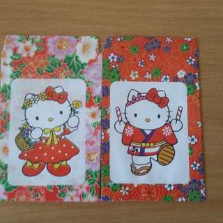 Hello Kitty red packets