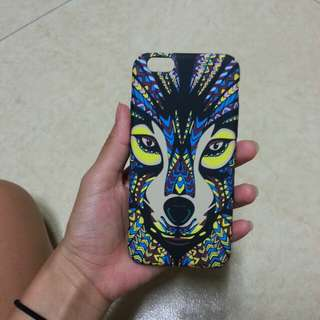 Iphone 6 art case