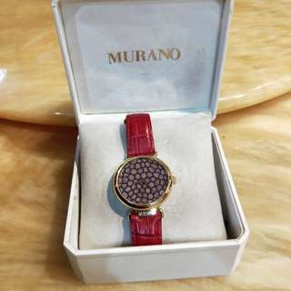 MURANO Limited Edition Vintage Watch