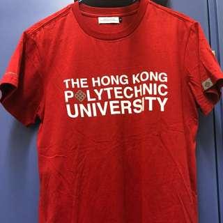PolyU T-shirt