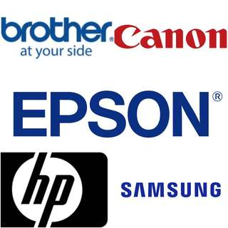 Printer Toners and Cartridges
