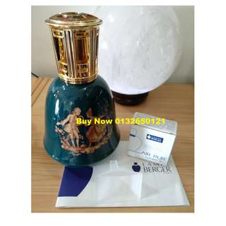 New Lampe Berger Diffuser Lamps Full Set 00331 @ 55% Discount