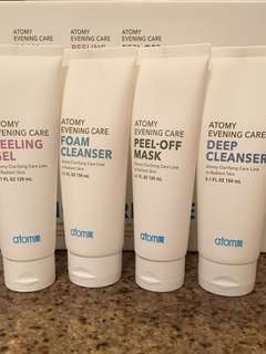 Atomy Evening Care Set