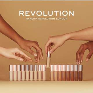Conceal & Define Concealers by Makeup Revolution