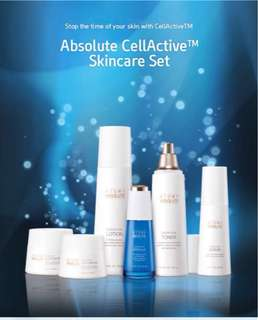 Atomy CellActive Skincare Set