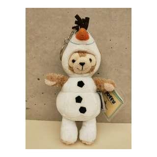 Duffy 住在雪寶裡❄