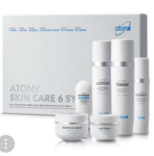 Atomy Skin are 6 System Set