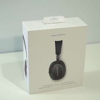 B&W PX Wireless Noise Cancelling Headphones