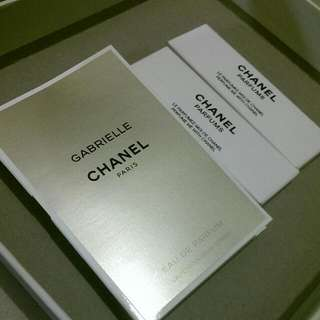 Chanel Sample Bundle