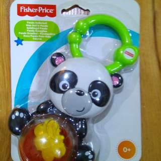 Fisher Price Panda Rollerball Toy