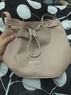 Brunbrun Bucket Bag