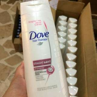 Dove shampoo 180ml