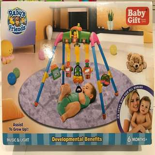 Baby's Friend Musical Gym