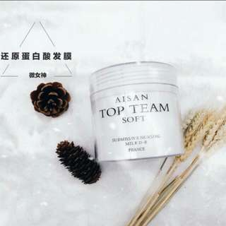 Aisan Top Team Shampoo➕Hair Mask