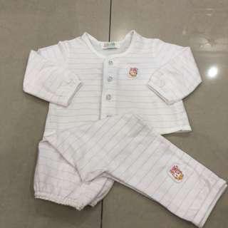 J Baby Pyjamas (0-4mths)