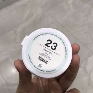 laneige pore bb cushion refill sand 23