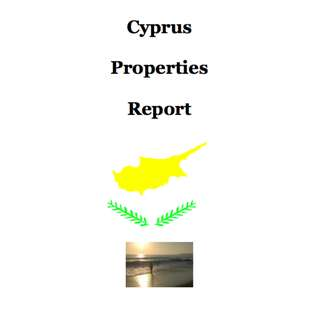 Cyprus Properties Report (52 Page Full Colored eBook)