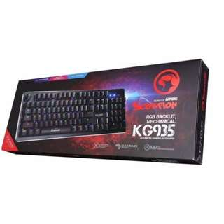 Marvo Scorpion K935 Mechanical Keyboard (Otemu Blue Switch)