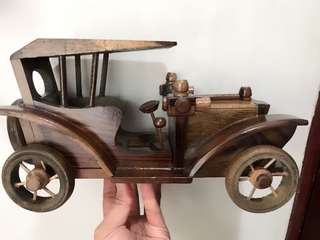 Car wood from Sumatra Island