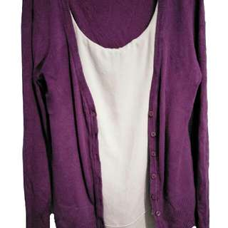 Repriced!! Branded H&M Cardigan