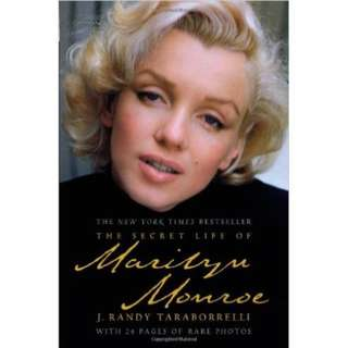 The Secret Life of Marilyn Monroe - Book