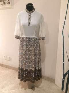 Vintage Narnia Dress