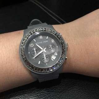 Michael Kors rubber watch