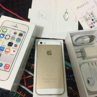 iPhone 5S 32GB f.u