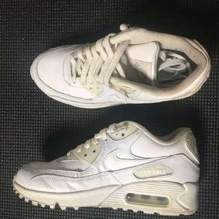Nike air max's
