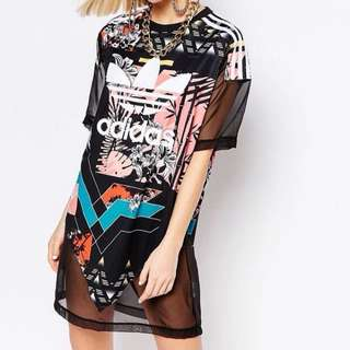 Adidas Original Trefoil Dress