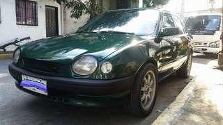 1998 Toyota Corolla GLi
