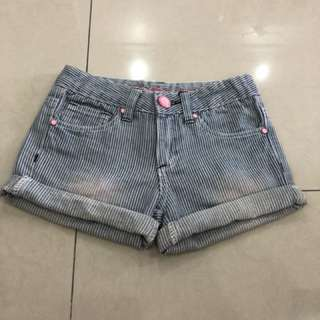 Girl Jeans Short Pants (4-5 years)