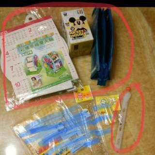 福袋 Sanrio stationary - 麵包間尺
