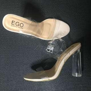 EgoOfficial Perspex Heels!