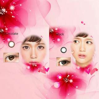 Sakura Eyes Colored Contact Lens