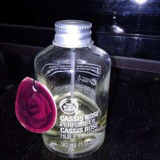 Cassis Rose Parfume oil