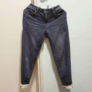 Uniqlo Denim Jeans (Adjustable Waist)