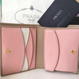 💖🌟 Prada Wallet purse 銀包