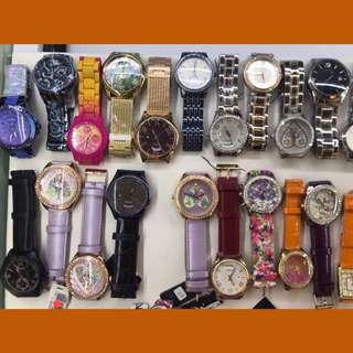 GUESS WATCHES NEW