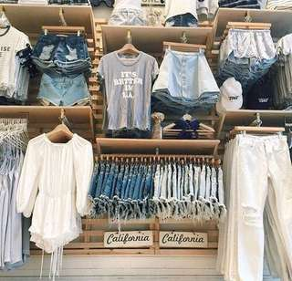 BRANDY MELVILLE BID WAR / SALE