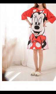 MICKEY MOUSE LOOSE DRESS