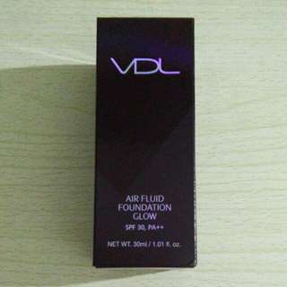 [BNIB] VDL - AIR FLUID FOUNDATION GLOW SPF30PA++ (A02)