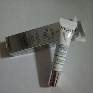 Brand New Vichy Liftactiv Eyes Supreme Global Anti Wrinkle & Firming Care