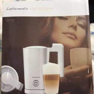 全自動家用咖啡冷熱打奶泡機