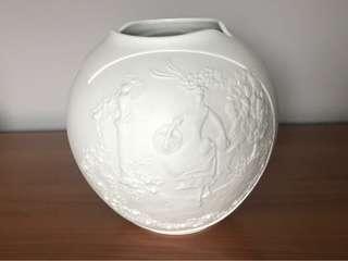 Rare Kaiser Germany porcelain vase