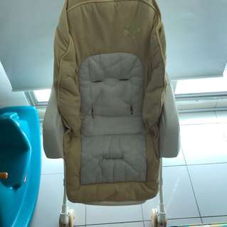 Combi High chair / swing ( for free)